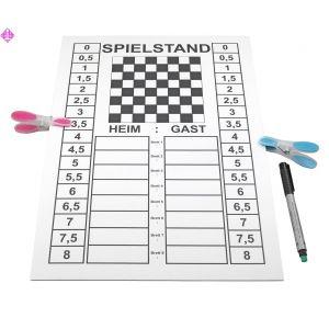 Spielstandstafel