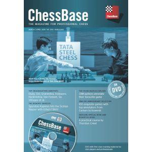 ChessBase Magazin Abo 200 - 205