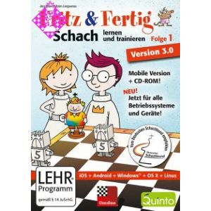 Fritz & Fertig Folge 1 - Mobile Version + CD