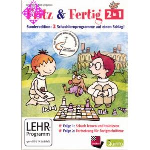 Fritz & Fertig  2 in 1