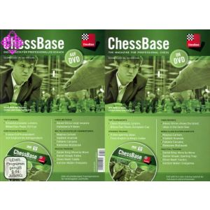 ChessBase Magazin 151 (DVD + Heft)