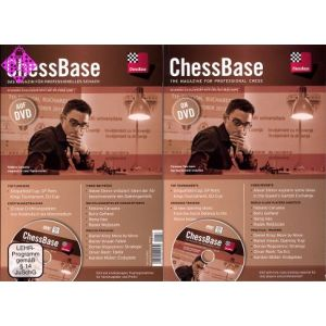 ChessBase Magazin 157 (DVD + Heft)