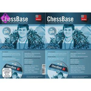 ChessBase Magazin 158 (DVD + Heft)
