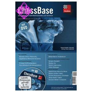 ChessBase Magazin 161 (DVD + Heft)