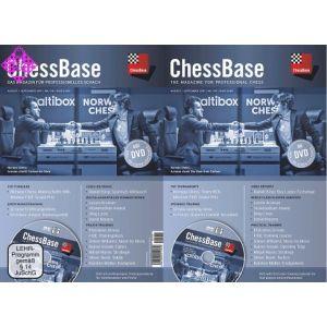 ChessBase Magazin 179 (DVD + Heft)