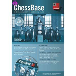 ChessBase Magazin 188 (DVD + Heft)