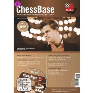 ChessBase Magazin 196 (DVD + Heft)