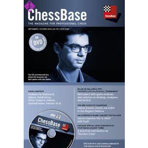 ChessBase Magazin 197 (DVD + Heft)