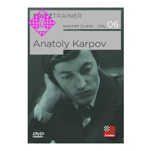 Masterclass vol. 6: Anatoly Karpov