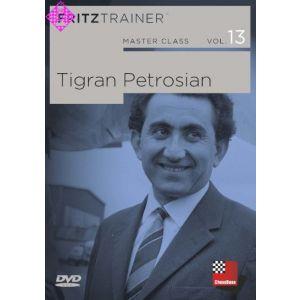 Master Class Vol. 13:  Tigran Petrosian (engl.)