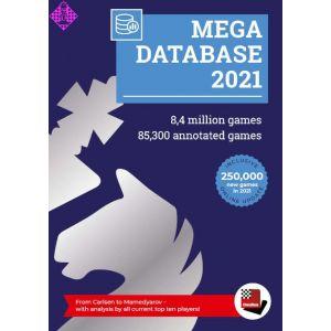 Mega Database 2021 Update von älterer