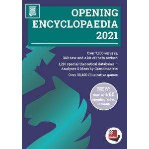 Opening Encyclopaedia 2021 - Update