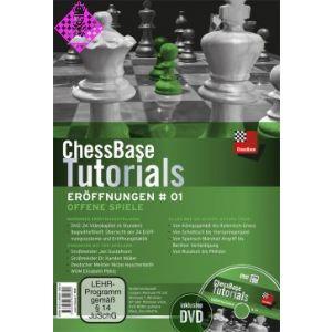 ChessBase Tutorials Eröffnungen  # 01