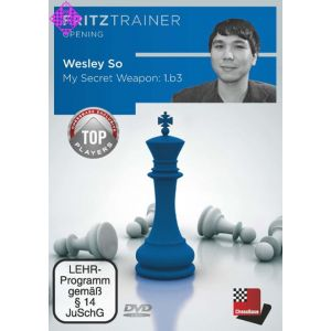 Wesley So: My Secret Weapon: 1.b3