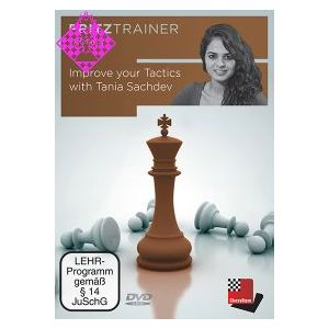 Improve your Tactics  with Tania Sachdev