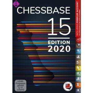 ChessBase 15 Startpaket - Edition 2020