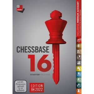 ChessBase 16 Startpaket