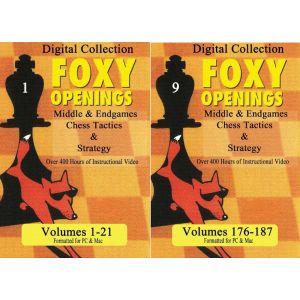Foxy Complete Series (vol. 1-187)