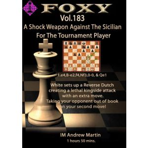 A Shock Weapon Against the Sicilian (FS 183)