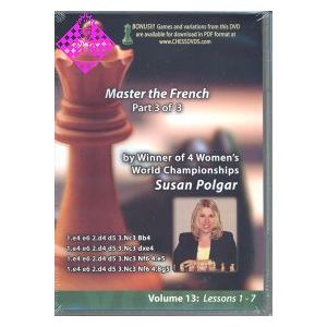 Master the French - Part 3