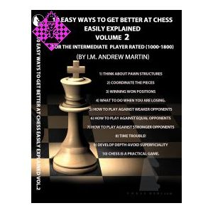 10 Easy Ways to get better at Chess 2