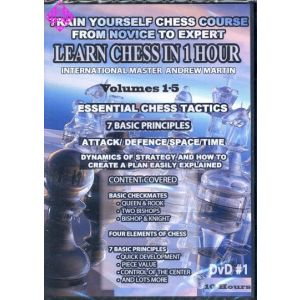 Train Yourself Chess Course  (vol. 1-5)