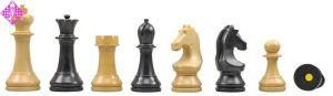 Figuren FIDE (Offizieller Satz), extra schwer