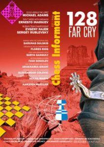 Chess Informant 128 / book plus CD