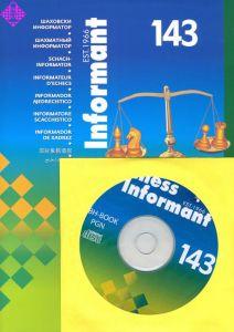 Chess Informant 143 / book plus CD