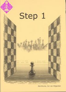 Learning Chess - Step 1