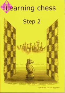 Learning Chess - Step 2