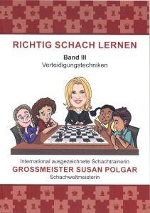 Richtig Schach Lernen, Band III