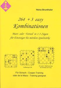 264 + 3 easy Kombinationen