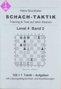 Schach-Taktik / Level 4 Band 2