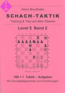 Schach-Taktik / Level 5 Band 2