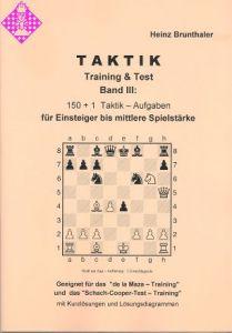 Taktik - Training & Test / Band III