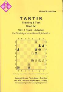 Taktik - Training & Test / Band IV