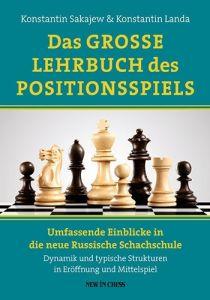 Das große Lehrbuch des Positionsspiels