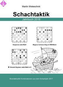 Schachtaktik - Jahrbuch 2018