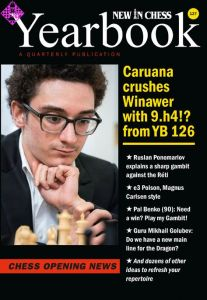 New in Chess Yearbook 127 -softcover-