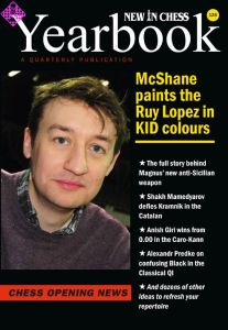 New in Chess Yearbook 128 -hardcover-