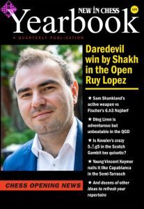 New in Chess Yearbook 129 -hardcover-