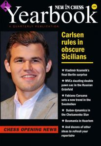New in Chess Yearbook 130 -paperback-