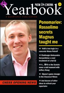 New in Chess Yearbook 132 -hardcover-