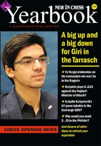 New in Chess Yearbook 136-139 (pb)
