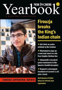 New in Chess Yearbook 140-143 (hc)