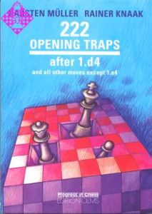 222 Opening traps after 1.d4