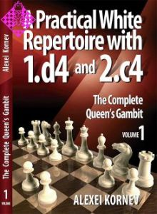White Repertoire with 1.d4 and 2.c4 - Vol. 1