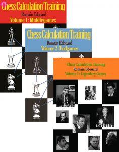 Chess Calculation Training - Vol. 1-3