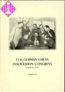 11th German Chess Association Congress